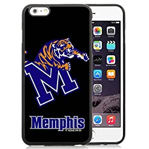 Customized Iphone 6 Plus Case with NCAA American Athletic Conference AAC Football NCAA 4 Protective Cell Phone TPU Cover Case for Iphone 6 Plus Generation 5.5 Inch Black