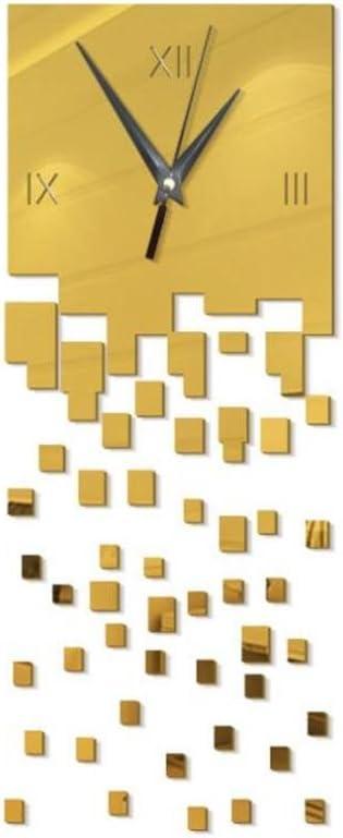 MATKL Decorazione Domestica Interni 3D creativi Adesivi da Parete Tecnologia di Specchio da Parete 001