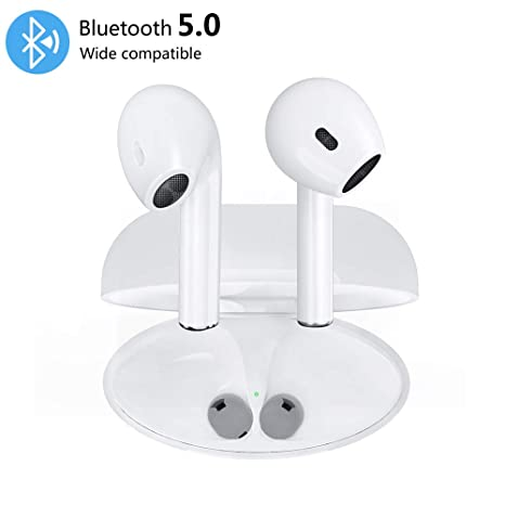 612ed0a99d0 Helose Wireless Earbuds,I9 TWS Bluetooth 5.0 Ture Wireless in-Ear Earphones  Mini Headset