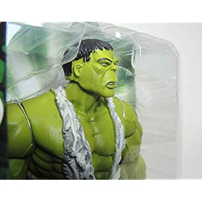 Marvel Select Exclusive Action Figure Savage Hulk - 10