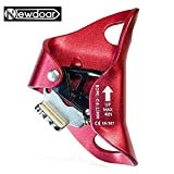 Newdoar Rock Climbing Chest Ascender Abdominal for Vertical Rope Climbing
