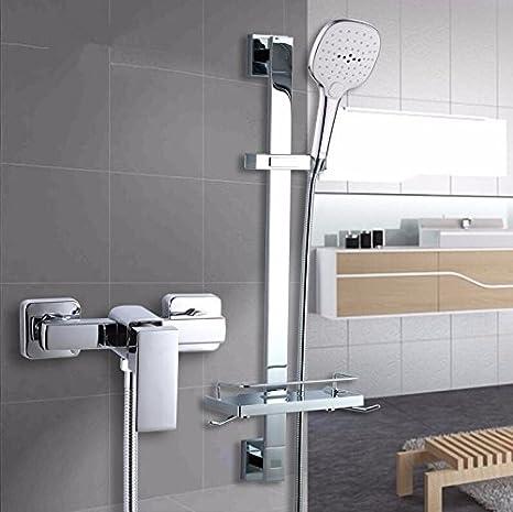 PEIWENIN-Set de ducha de ducha de baño conjunto conjunto de ...