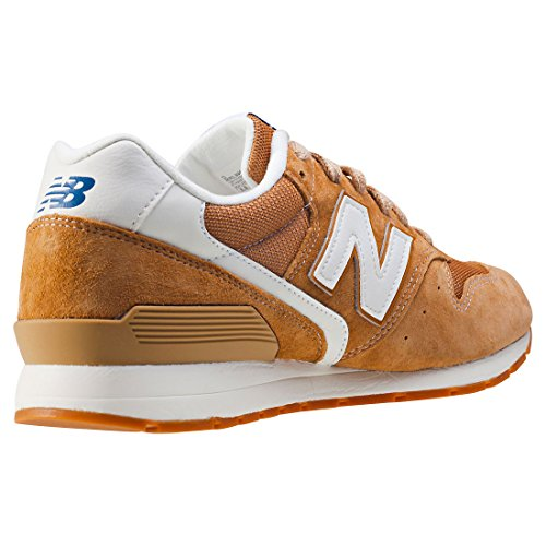 New Balance Buty 996 Suede, Montantes Homme Tan