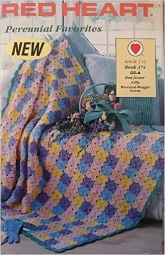 Perennial Favorites 5 Crochet Afghan Patterns Red Heart Article