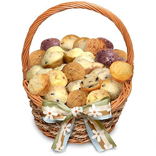 Simply Scrumptous Nothin' But Muffins Gift Basket