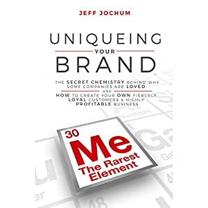 Uniqueing Your Brand Audiobook