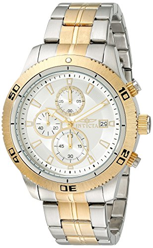 Invicta Men's 17441 Specialty Analog Display Japanese Quartz Two Tone Watch ()