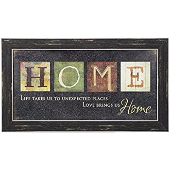 Amazon.com: Stupell Home Décor Bon Appetit Kitchen Wall Plaque, 7 ...