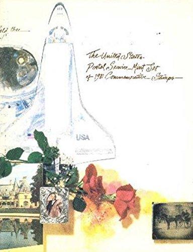 USPS 1981 Mini Album Commemorative Year - Hastings Mini