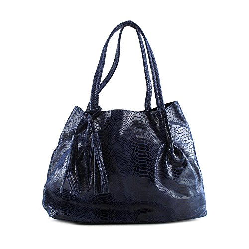 Buco Holly Femmes Bleu Sac shopping