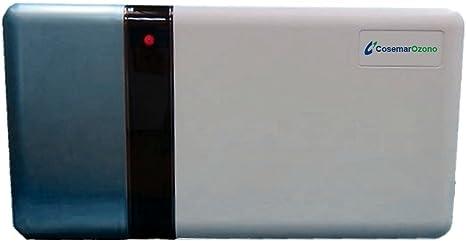 OH OZONOHOGAR GRUPO COSEMAROZONO Alfa Plus Ultra. Generador de ozono para Lavadora y hogar. Desinfectante Natural sin detergente: Amazon.es: Hogar