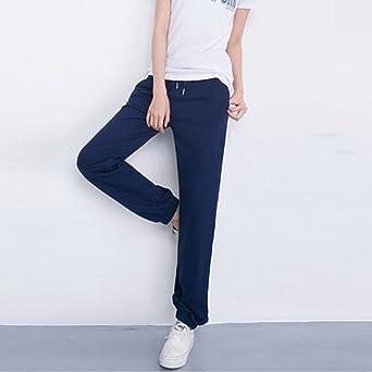 Wenyujh Femmes Pantalon Sport Lache Elégant Pantalon Yoga Gym Fitness  Fashion Casual  Amazon.fr  Vêtements et accessoires 5f018f6937f