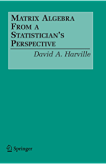 Matrix algebra exercises and solutions 1 david a harville matrix algebra from a statisticians perspective fandeluxe Gallery