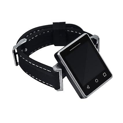 Reloj Deportivo cintura con monitor de frecuencia cardiaca, inteligente deporte pulsera reloj teléfono para atletas