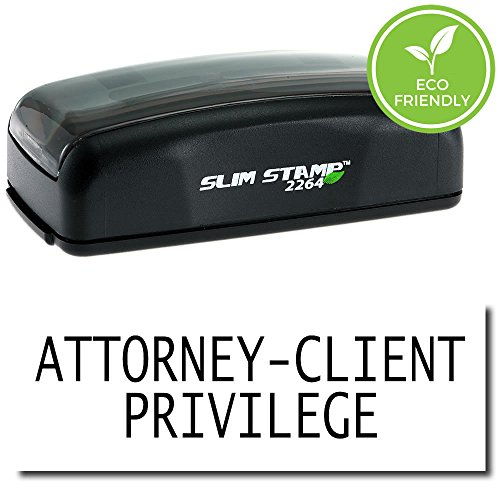 Protected Pre Inked Stamp - 2