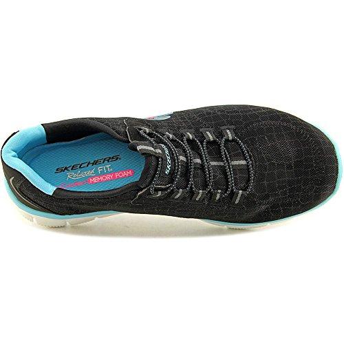 Scarpe Bktq rock Skechers Around Empire Donna Tecniche 0qw1WFOxt