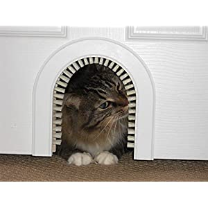 The Original Cathole Interior Pet Door