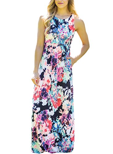 womens-floral-print-round-neck-sleeveless-maxi-casual-dress-small-multicolored