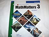 Reteaching Masters, Math Matters, Olmstead Lynch, 0538694718