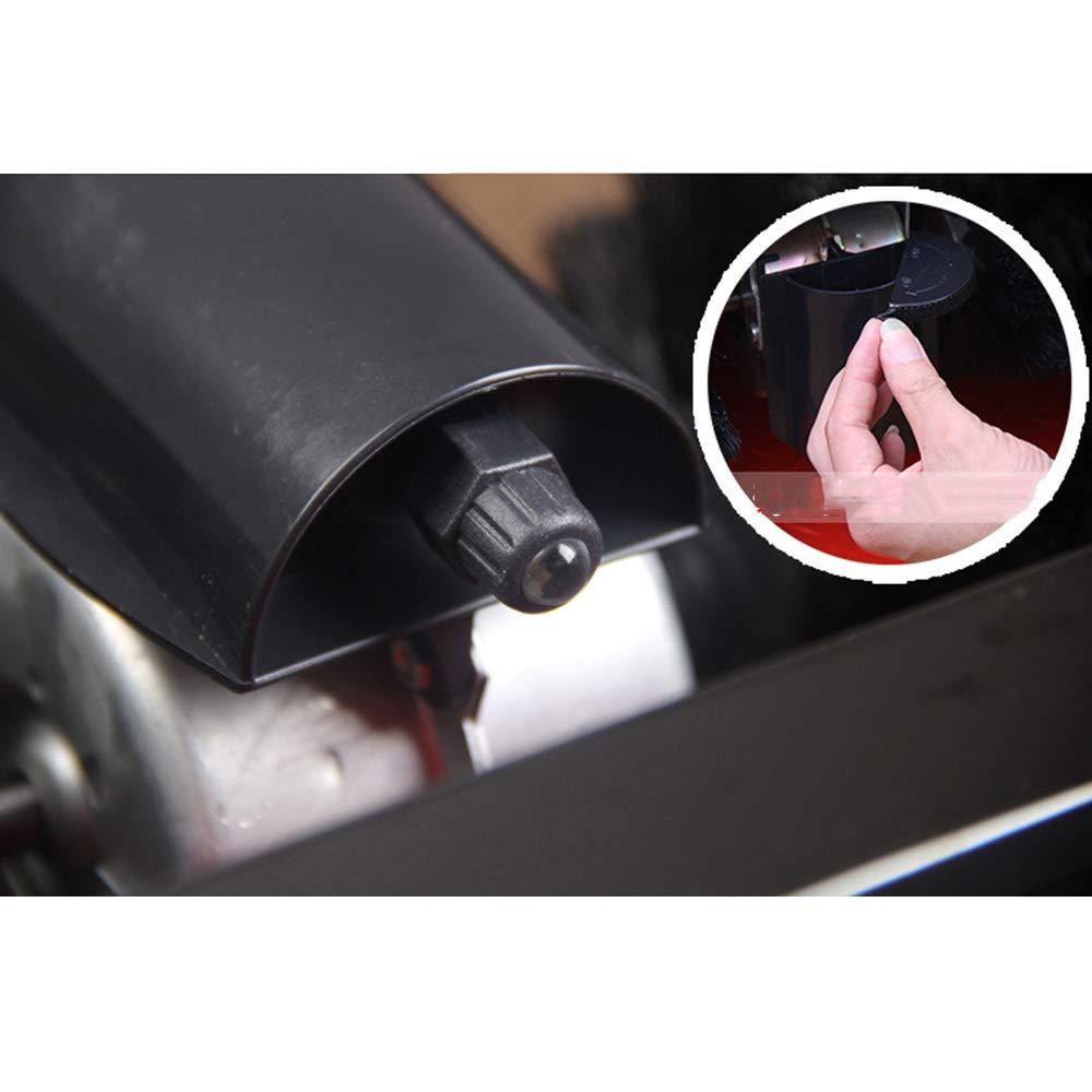 Feifei Shoe Polisher Fully Automatic Electric Sensor Shoe Polisher Shoe-Changing Bench 2 Rotating Cleaning Brush Cotton,45W Non-Slip by Shoe cover machine (Image #4)
