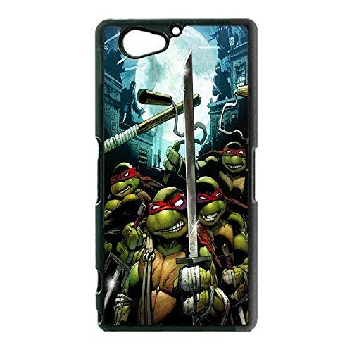 Película caliente tortugas Ninja mutantes para Sony Xperia ...