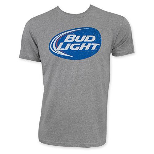 Bud Light Distressed Beer T Shirt product image