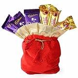 Cadbury Chocolates Potli