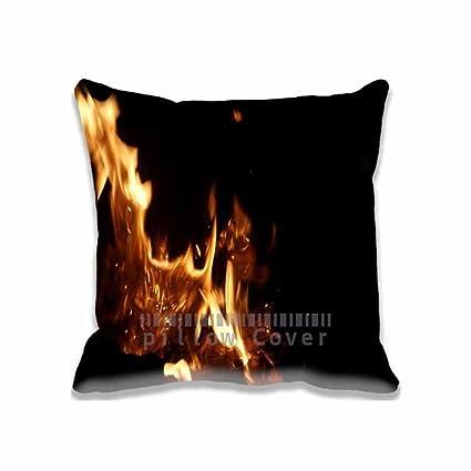 Creative diseño cuadrado manta decorativa Funda de almohada Funda para cojín estufa manta almohadas 20 x