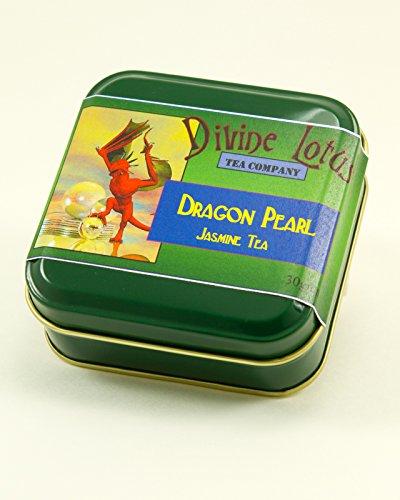 Divine Lotus Dragon Pearl Jasmine Tea