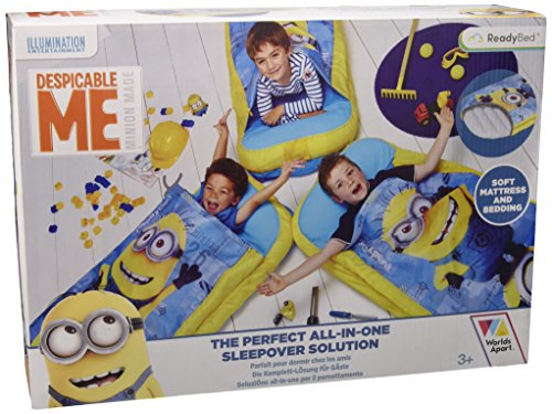For Sale! Despicable Me Minions Junior Ready Bed Sleepover Solution
