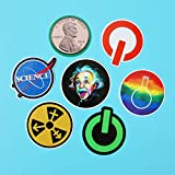 Funny Science Laboratory Stickers for Student