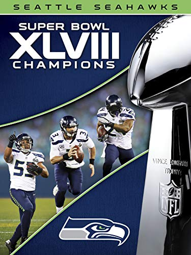 (NFL Super Bowl XLVIII Champions Seattle Seahawks)