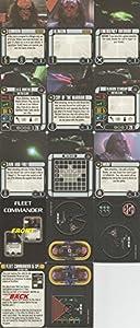Star Trek Attack Wing Klingon Civil War Storyline Op Kit 1 Prize Pack