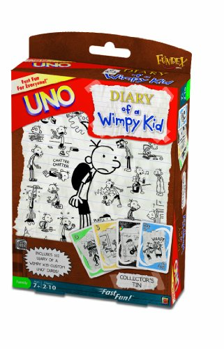 Diary of a Wimpy Kid - UNO