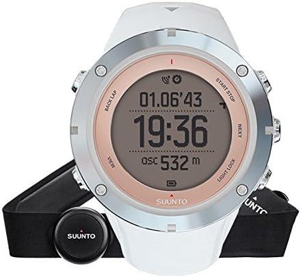 Suunto - Ambit3 Sport HR - Reloj de Entrenamiento GPS + Cinturón de frecuencia cardiaca