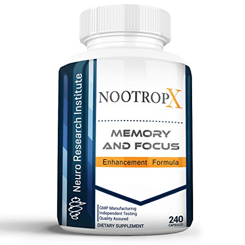 Nootropic Supplement Clinically Effective Enhancement product image