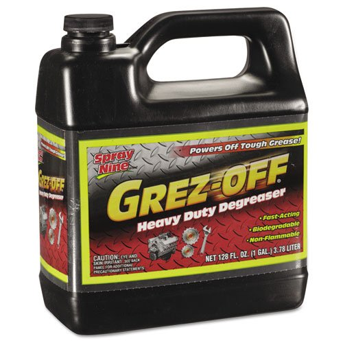 ITW22701 - Itw Grez-off Heavy-Duty (Solvent Cement Kit)