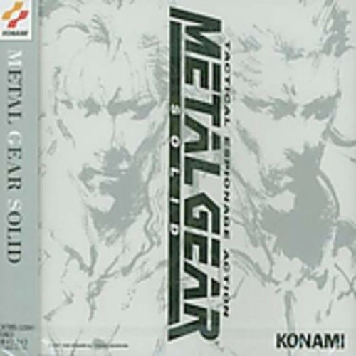 Metal Gear Solid / by King Japan