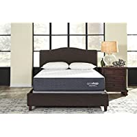 Ashley Furniture Signature Design - Sierra Sleep - Limited Edition Firm Mattress - Traditional Inner Spring King Size Mattress - White