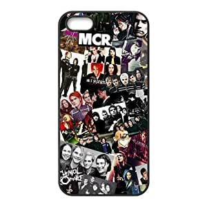 Caitin Famouse Music Band My Chemical Romance Cases Cover Hard Shell For Iphone 5/5S Phone Case Cover