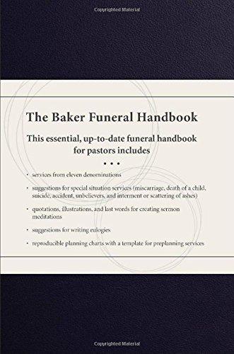 The Baker Funeral Handbook