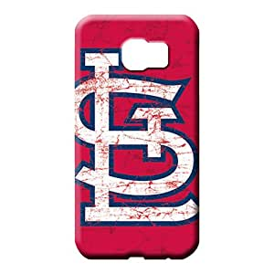 samsung galaxy s6 case Hard Forever Collectibles mobile phone carrying shells st. louis cardinals mlb baseball