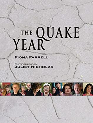 book cover of The Quake Year