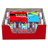 OFFICE_PRODUCTS Mailroom & Packing Materials Amazon, модель Scotch Heavy Duty Shipping Packaging Tape, 1.88 Inches x 800 Inches, 6 Rolls with Dispenser (142-6), артикул B000J07BRQ