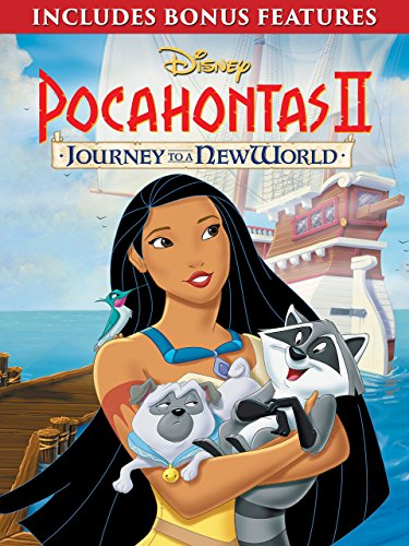 Pocahontas II: Journey to a New World (With Bonus Content)