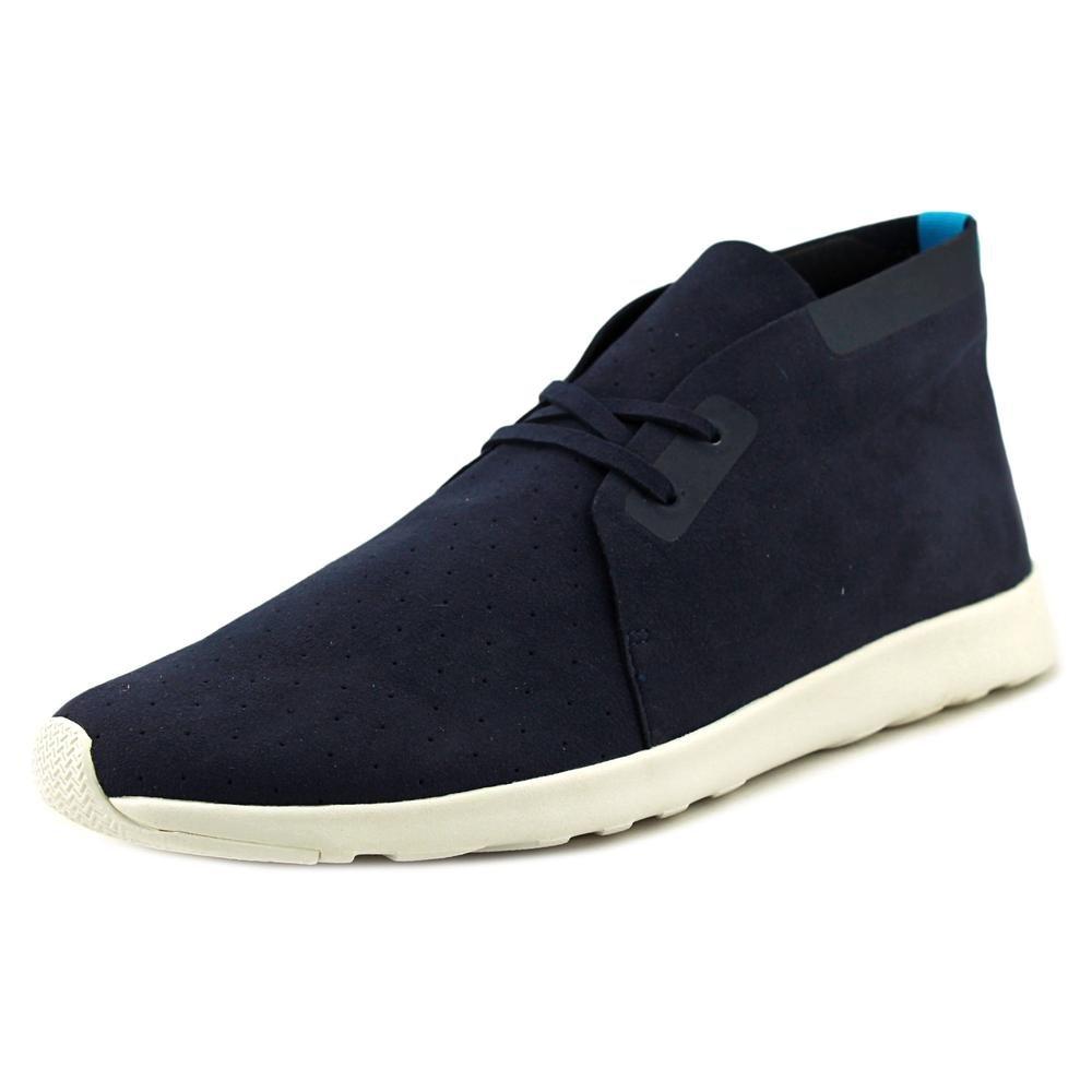 native Men's Apollo Chukka Fashion Sneaker B00QFW6OF2 5 D(M) US|Regatta Blue / Shell White