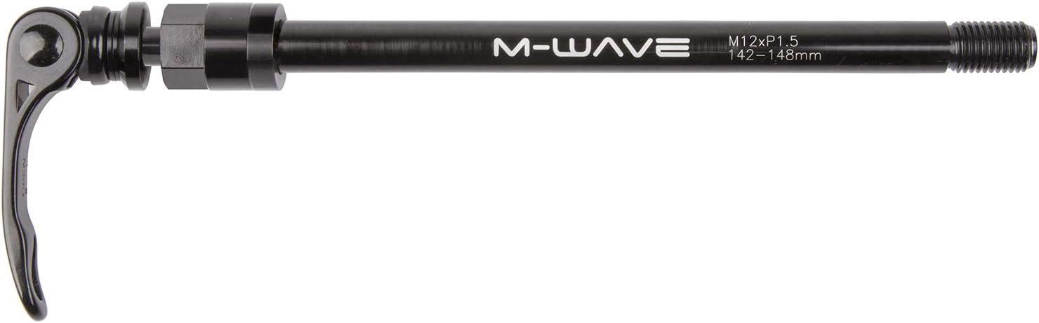 Stalwart Thru Axle with Lever 1.5 mm Black
