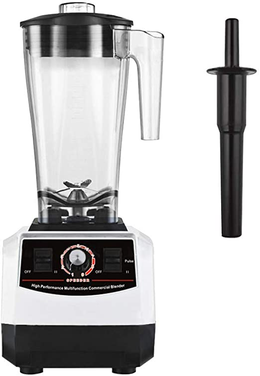 WYJW Licuadora Multifuncional 2200W Exprimidor de Gran Capacidad ...