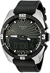 Tissot Men's T091.420.46.061.00 'T Touch Expert' Black Dial Solar Tony Park Limited Edition Swiss Quartz Watch