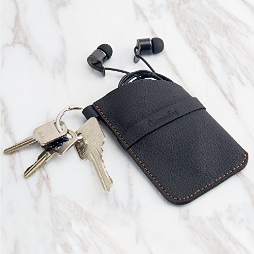 Handmade Genuine Leather Universal Organizer Pouch/ Key fob/ Car Remote/ Car Key Protection pouch/ Small Devices Bag/ Multi-Function Item Holder